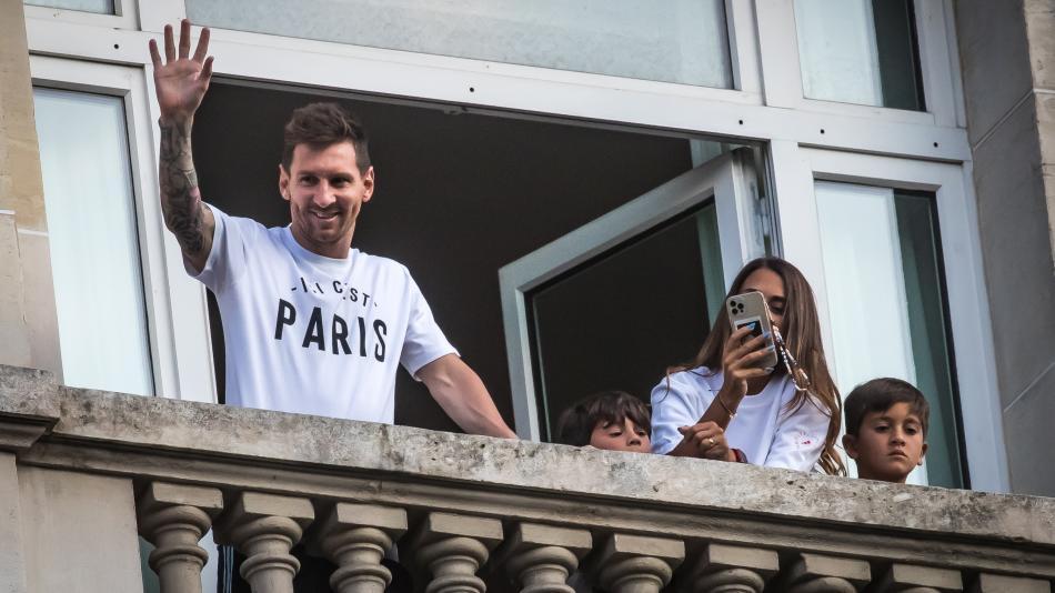 Lionel Messi: seguimiento minuto a minuto de su llegada al PSG - Fútbol Internacional - Deportes - ELTIEMPO.COM