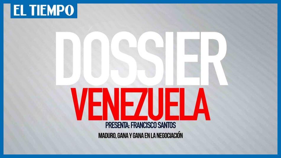 Dossier Venezuela: Maduro, gana y gana en la negociación
