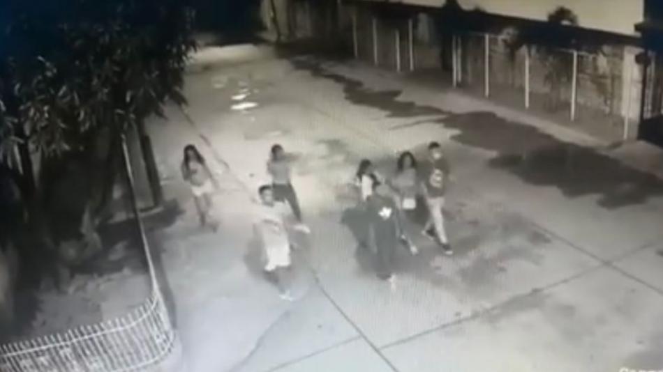 Video de los jóvenes en Gaira