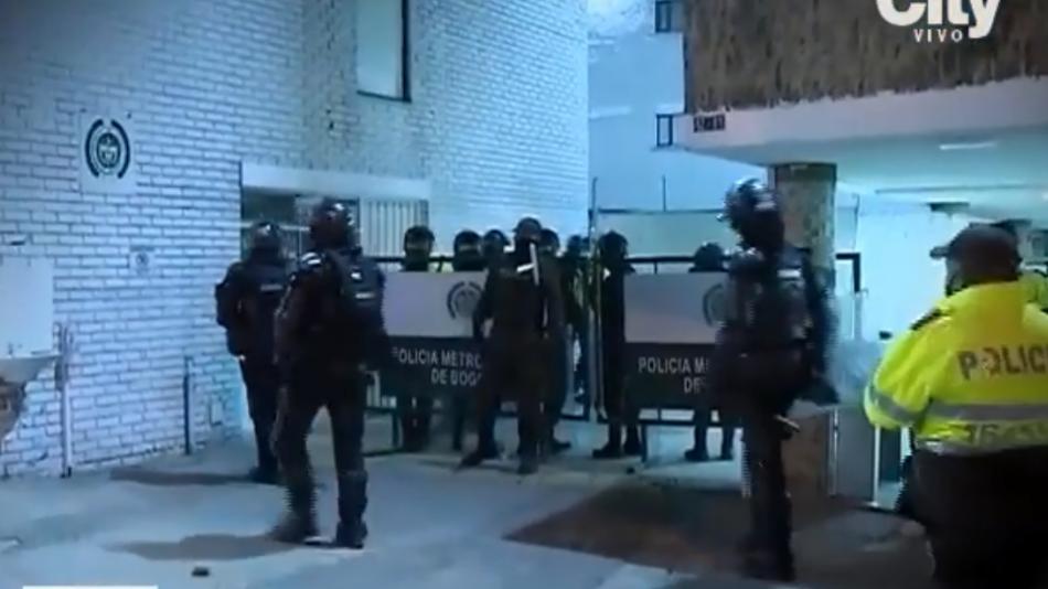 Fugado de estación de Policía de Barrios Unidos murió - Bogotá - ELTIEMPO.COM
