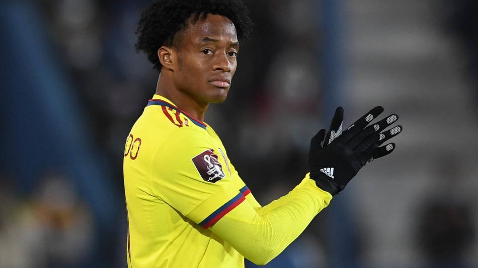 Colombia vs. Ecuador: Cuadrado y Quintero titulares, el once ...