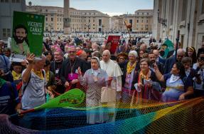 La historia de la monja colombiana que generó revuelo en el Vaticano
