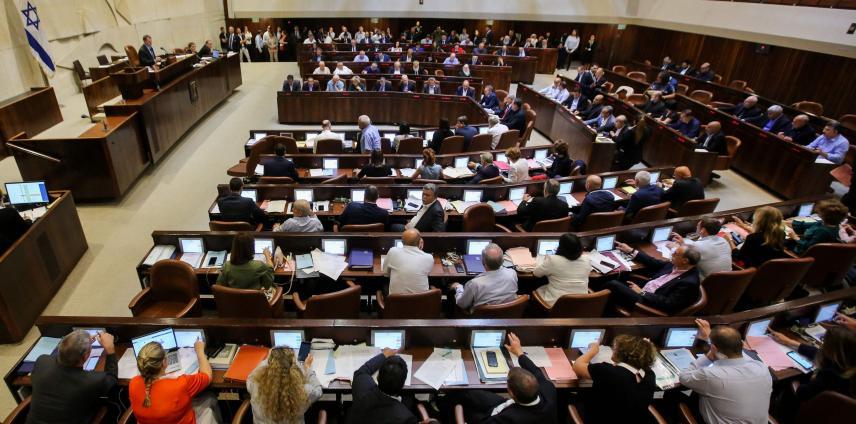 Con aprobación de ley, Israel es declarado 'Estado nación judío'