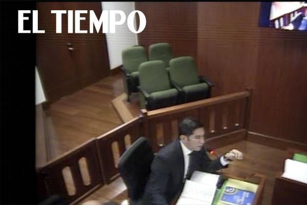 Audiencia Gustavo Moreno