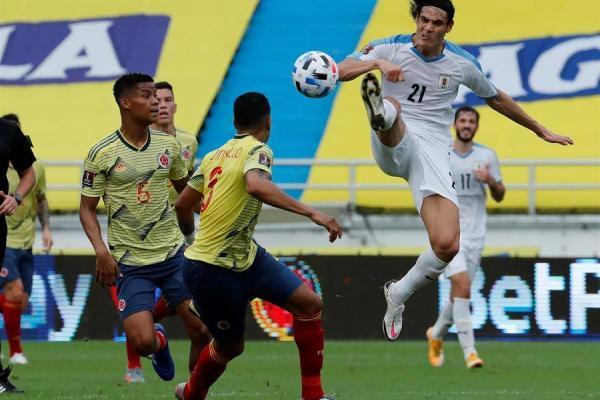 Publican audios del VAR en el partido Colombia vs Uruguay - Fútbol  Internacional - Deportes - ELTIEMPO.COM