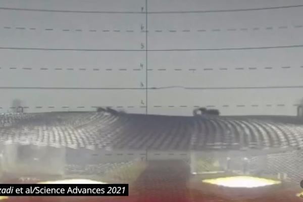 Investigadores logran que objetos leviten impulsados por luz