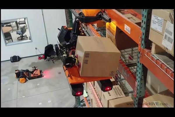 Robot organizador