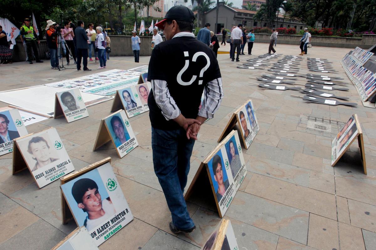 Cómo y cuándo se reporta una persona desaparecida en Colombia - Servicios -  Justicia - ELTIEMPO.COM