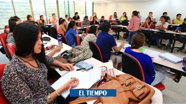 Becas para colombianos en el exterior educaci n vida - Becas para colombianos en el exterior ...