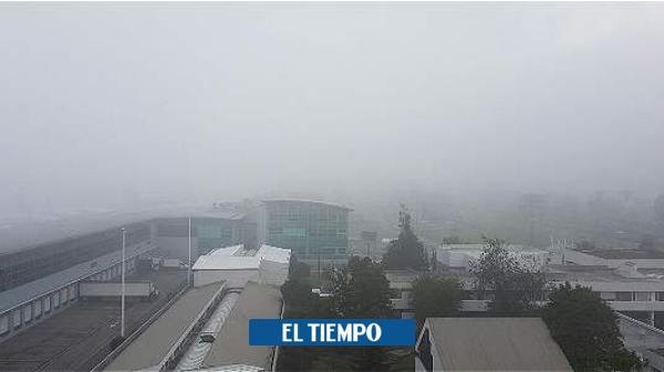 Por neblina, en El Dorado hay retrasos en su operación aérea - El Tiempo