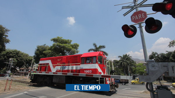 Tranvitren, el tren de cercanías que cambiará la movilidad en el Valle - El Tiempo