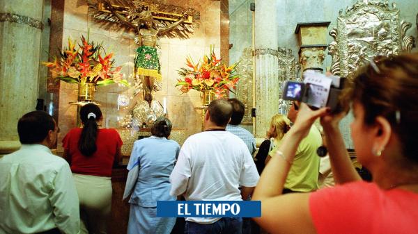 Fiesta del Señor de los Milagros de Buga: conozca su historia