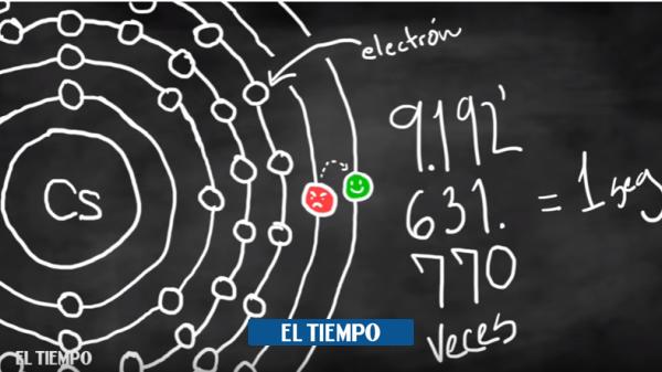 b4261730d4f7 Cómo funciona un reloj atómico - Ciencia - Vida - ELTIEMPO.COM