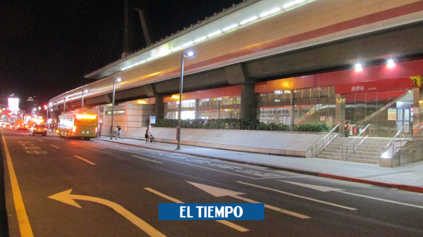 Las lecciones que Bogotá puede aprender del metro de Taipéi