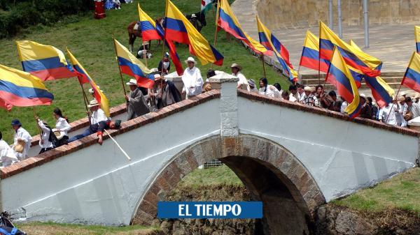 ¿El Puente de Boyacá de hoy es el mismo al de la Batalla de Boyacá?
