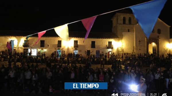 ¿Le gusta el cine y pasear? Villa de Leyva celebra su festival - El Tiempo