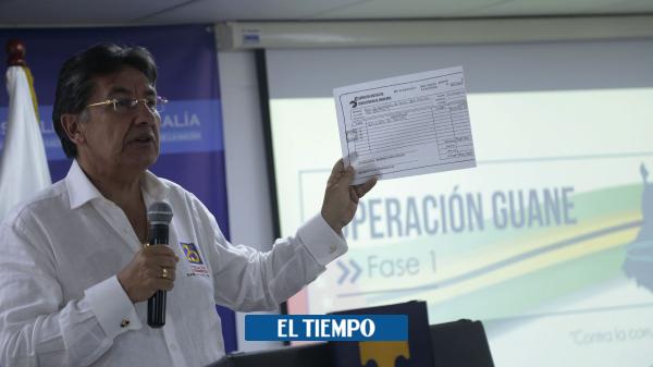 Tamales de 30 millones de pesos: hallazgo en PAE de Santander