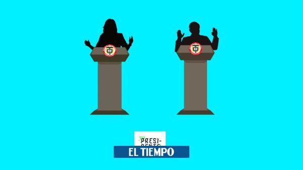 De 70 colombianos que aspiraron a ser presidente quedan 15 en carrera