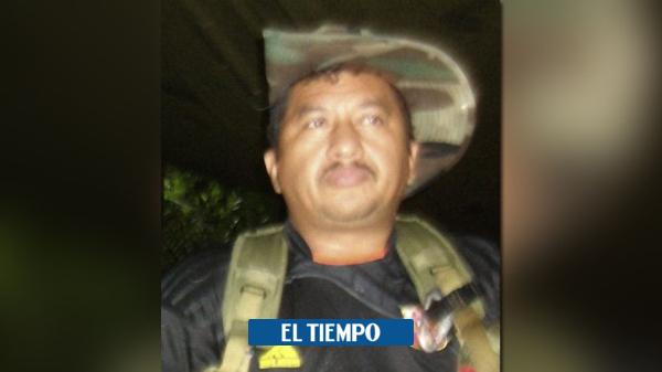 'Gentil Duarte' huye de cerco de la Fuerza Pública