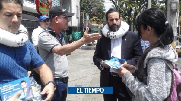 El creador de grupo 'antidisturbios' que generó alerta en Medellín - El Tiempo