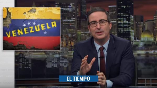 Presentador de HBO dice que en Colombia se soborna con kilos de coca