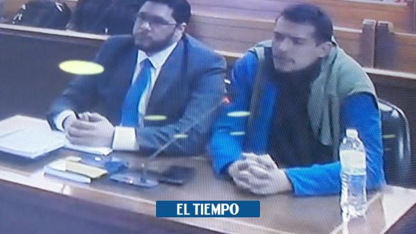 Juez absuelve a Hugo Zabaleta del asesinato de porrista de Millonarios - El Tiempo
