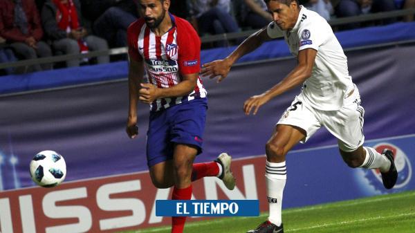 El clásico arde: Real Madrid tiene prueba de fuego contra el Atlético