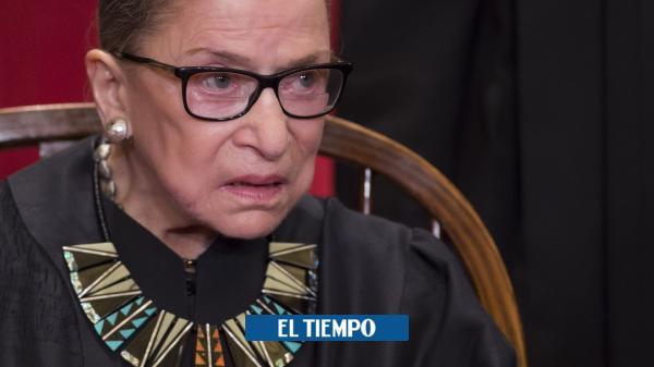 ¿Qué significa para EE. UU. la muerte de la jueza Ruth Bader ...