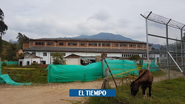 Gobernador de Antioquia pide a MinJusticia devolver plata para cárcel - El Tiempo
