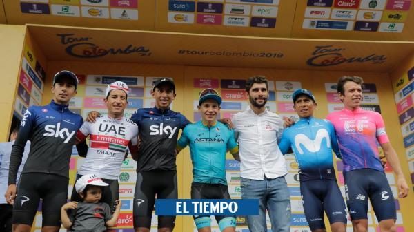 Tour Colombia 2020 Se Correrá En Boyacá