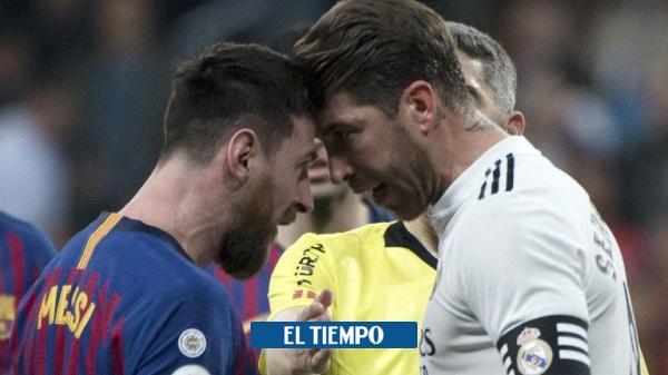 Otra vez en peligro el clásico Barcelona vs. Real Madrid