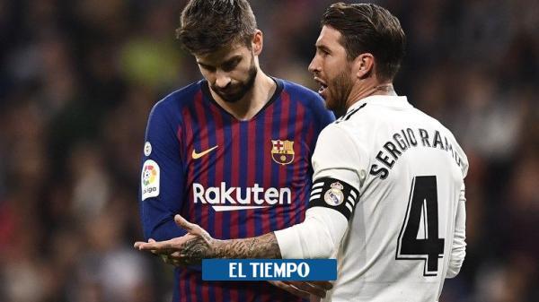 EN VIVO: Formaciones confirmadas para el Barcelona vs. Real Madrid