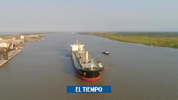 Explican ajustes a proyecto de navegabilidad del río Magdalena - El Tiempo