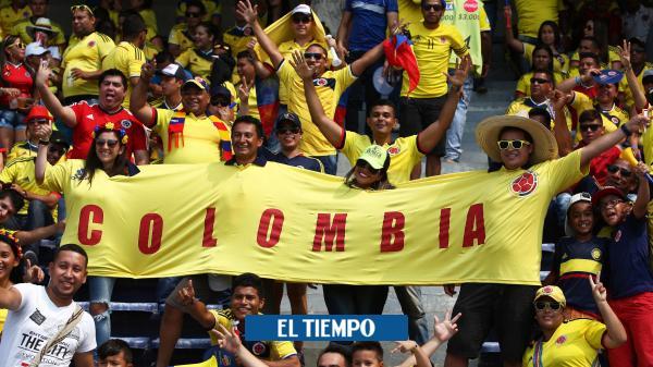 Colombia vs. Argentina: abonados entrarán al estadio en Barranquilla
