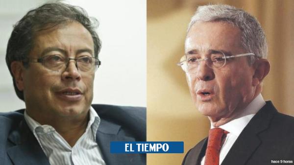 Petro destaca que está de acuerdo con Uribe en pedir cuarentena