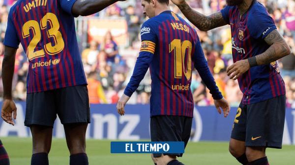 Ingresos del Barcelona son 5 veces lo de todos los equipos ...