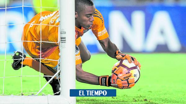 El show de Faríñez salvó a Millonarios: atajó hasta un penalti