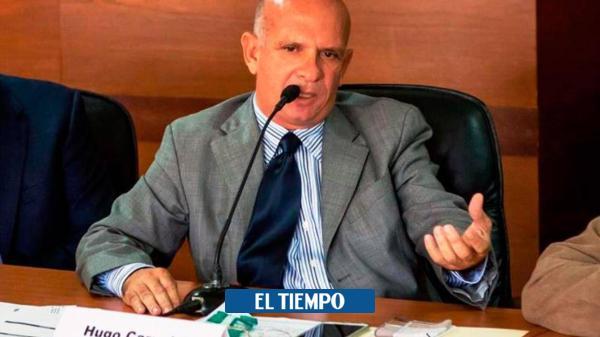 Venezuela pide en extradición a Hugo el 'Pollo' Carvajal