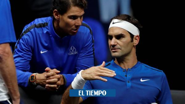 De campeón a campeón: los tremendos elogios de Federer a Nadal