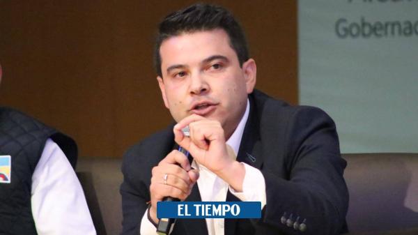 El gobernador de Cundinamarca decreta toque de queda en los ...