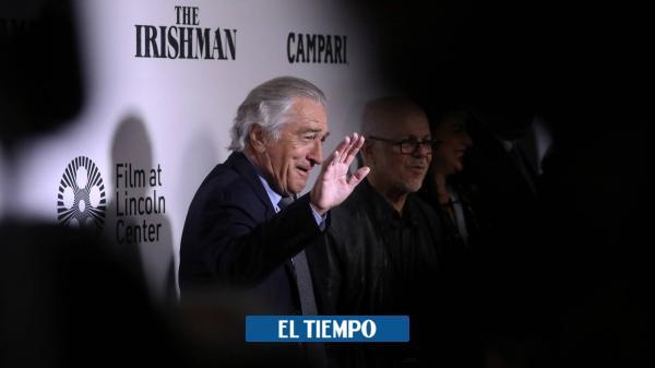 Robert De Niro se declara en quiebra