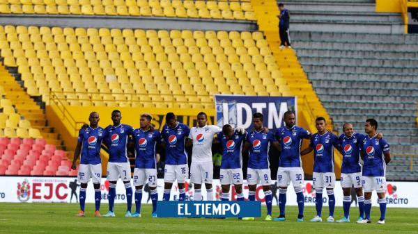Oficial: Millonarios se quedó sin cupo en la Copa Libertadores - El Tiempo