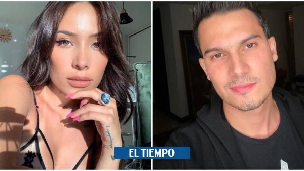 Video: Luisa Fernanda W y Pipe Bueno se besan en pleno concierto - El Tiempo