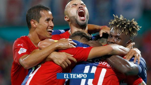 Todos los títulos oficiales de Independiente Medellín - El Tiempo
