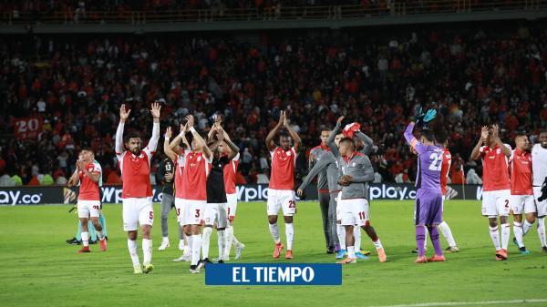 EN VIVO: Santa Fe vence 1-0 a Alianza Petrolera - El Tiempo