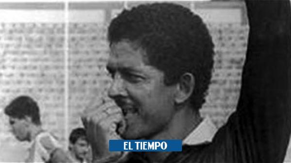 A 30 años: cuando el fútbol se congeló por el asesinato de un árbitro - El Tiempo