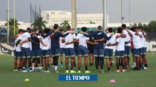 EN VIVO: nómina confirmada de Colombia para enfrentar a Perú