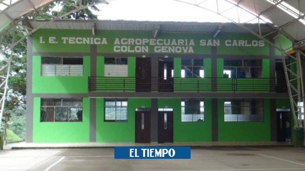 Ya son cinco niños muertos tras accidente de bus escolar en Nariño - El Tiempo