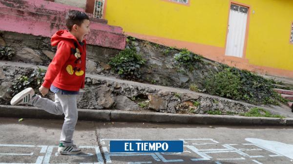 Las Acacias, el barrio que parece un jardín infantil gigante - El Tiempo