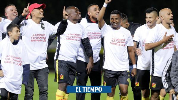 Las cinco razones del ascenso del Deportivo Pereira - El Tiempo